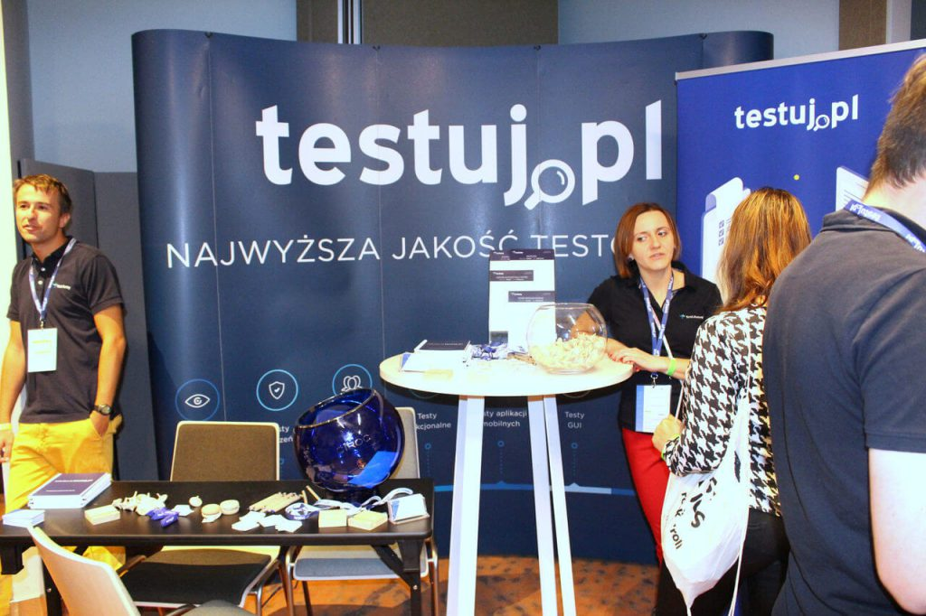 konferencja test camp 2018 testujpl