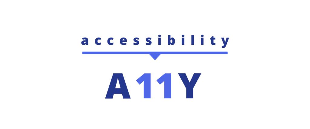 accessibility skrót